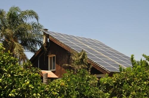 אנרגיה סולארית לבית